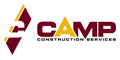 Camp Construction Services Logo