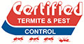 Certified Termite and Pest Control Logo