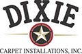 Dixie Carpet Installations Inc Logo