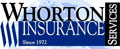 Whorton Insurance Services Logo