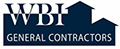 WBI General Contractor LLC Logo