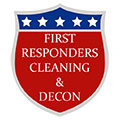 First Responders Cleaning & Decon Logo